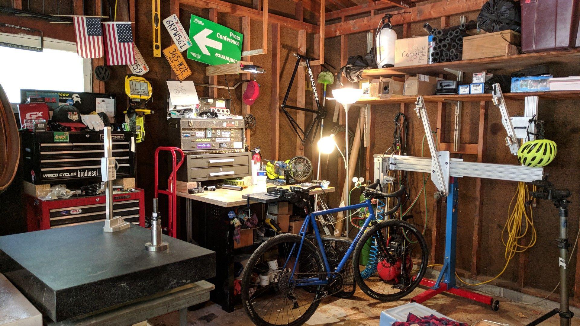 My Garage Shop Aka The Lab Garage Shop Garage Shopping
