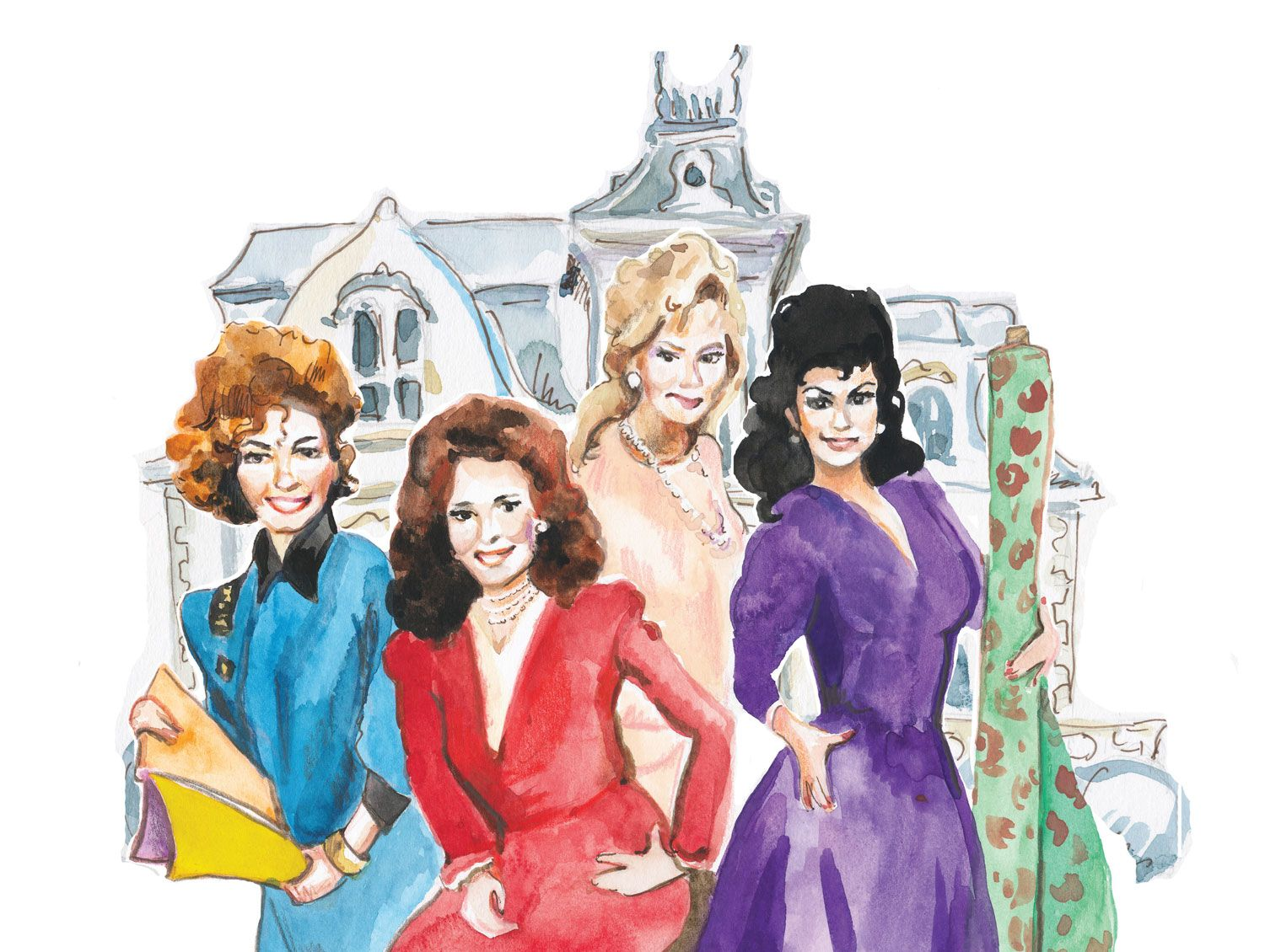 An ode to Designing Women, the that changed my life