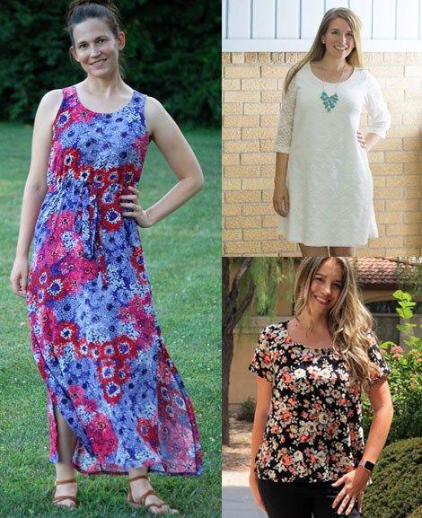 Cadence Dress & Top XS-XXXL