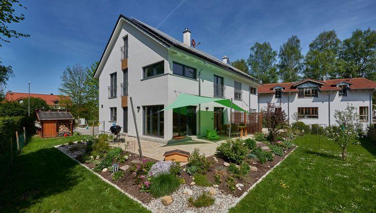 Doppelhaus, Wohnfläche 116 m² Haus planung, Wohnfläche