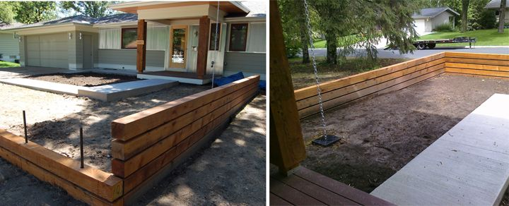 Cheap Fence Ideas Gardeenmojo Copy This Could Be Dine - Fencing ideas for front yards