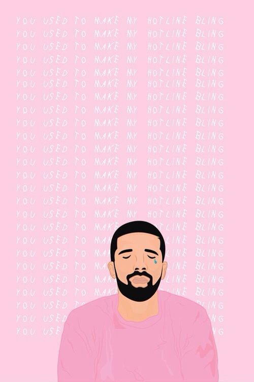 Drake Iphone Wallpaper Tumblr You use to make my hot...