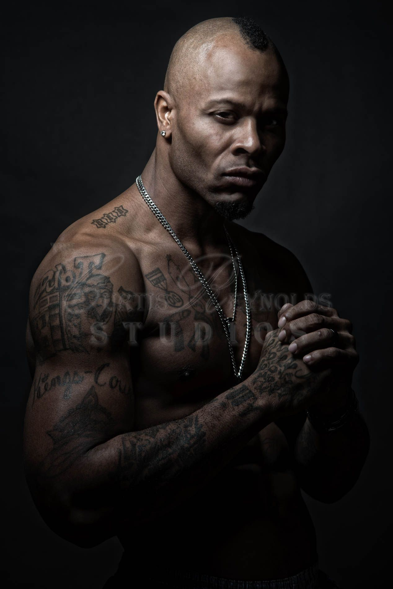 The Curtis Reynolds Studios #Male #Model, #Client, #Happy