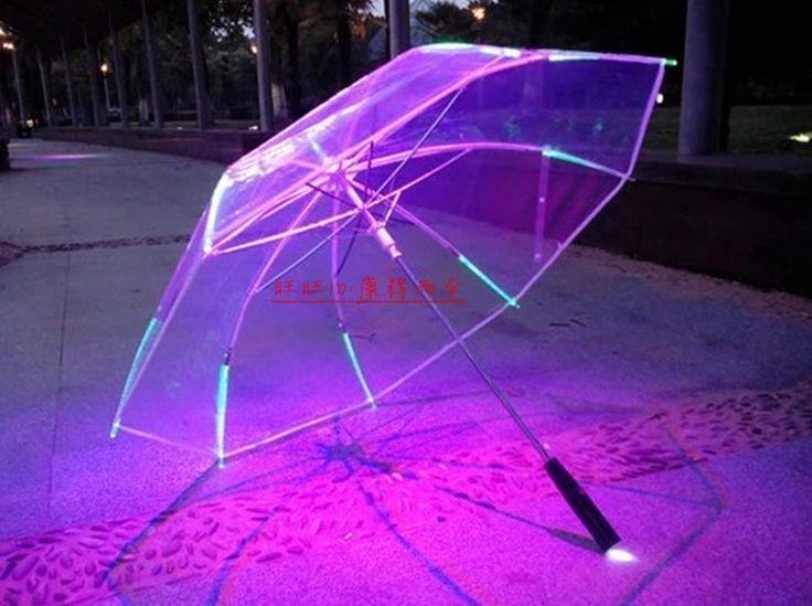 led strip umbrella - Google Search