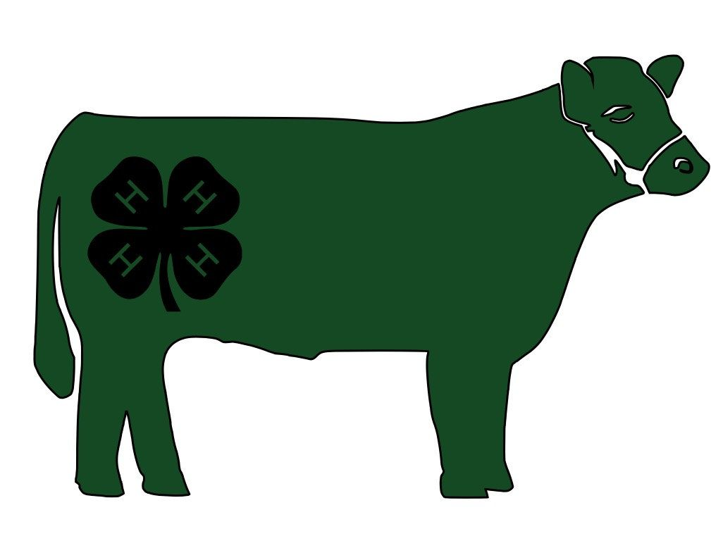 Tack Box 4h Show Steer Yeti Decal By Customsbytp On Etsy