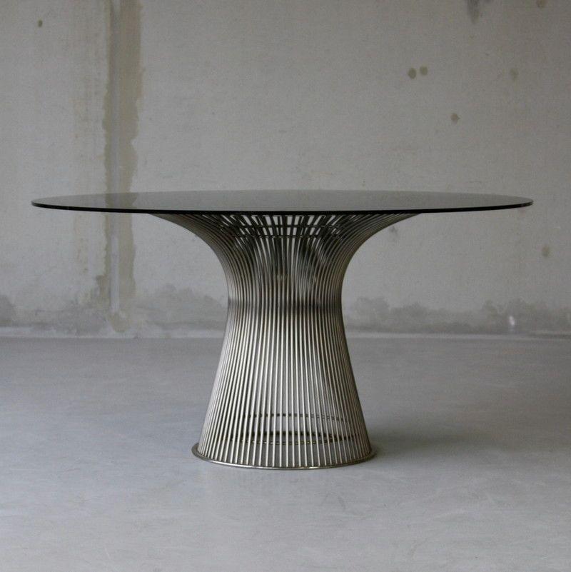 Warren Platner Dining Table, Knoll