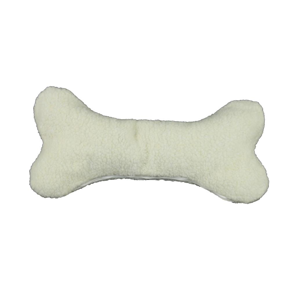 Carolina Pet Company Medium Bone Pillow Toy Animal Pillows