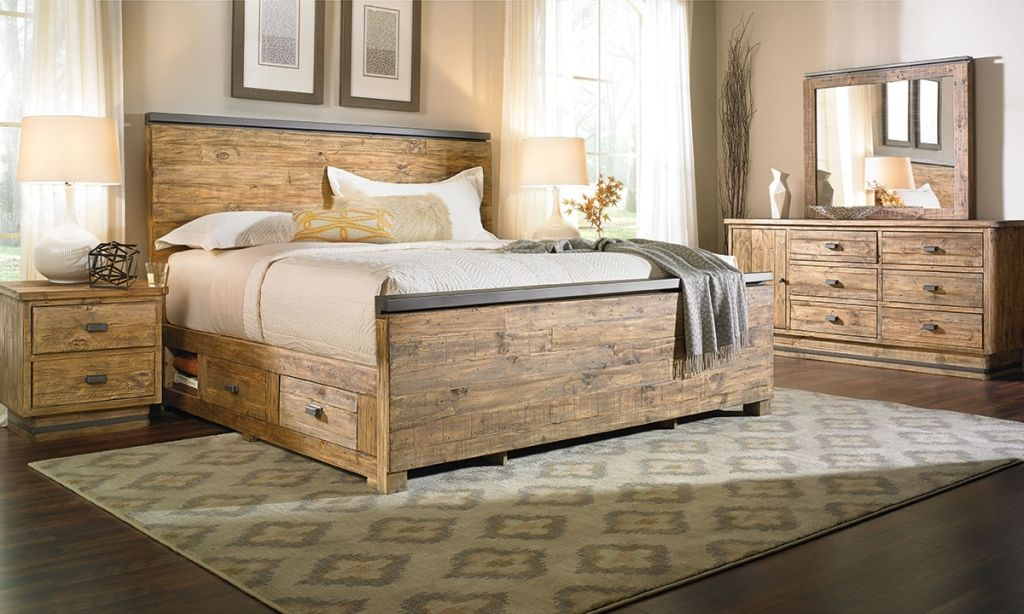 Queen Bed with Storage \u2013 The best bed maybe can make your sleeping