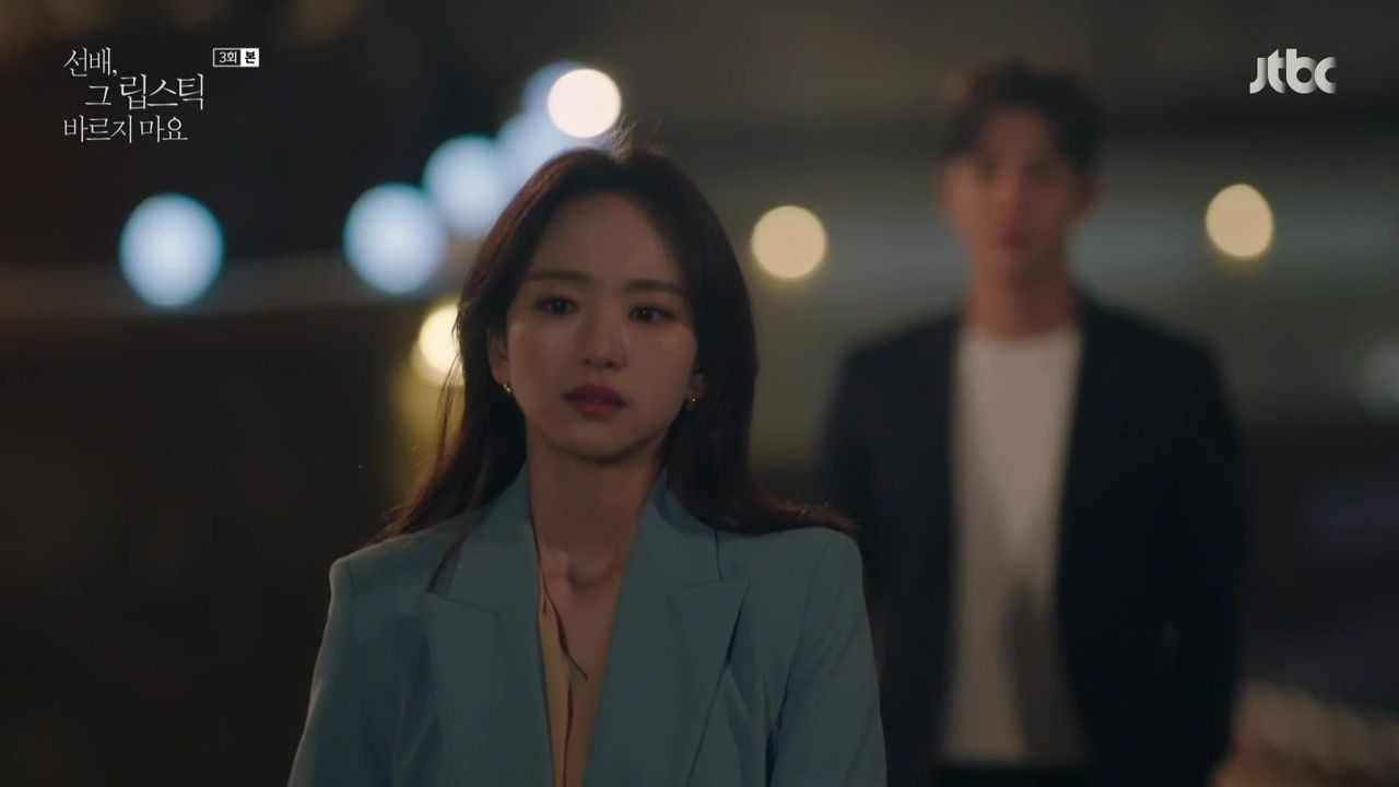 Review: Sunbae, Don't Put on That Lipstick: Episodes 3-4