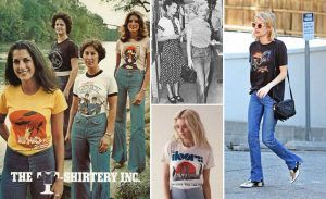 Avand peste doua miliarde de #tricouri vandute in fiecare an in toata lumea, evident ca tricoul a ajuns un model al secolului XX asa cum s-a intamplat si cu blugii. http://hntvzx360c.info/istoria-tricoului/