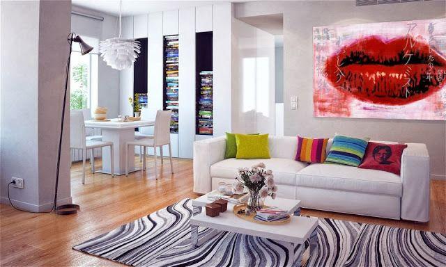 Construindo Minha Casa Clean: Quadros na Decoração!!! Como Dispor na Parede?