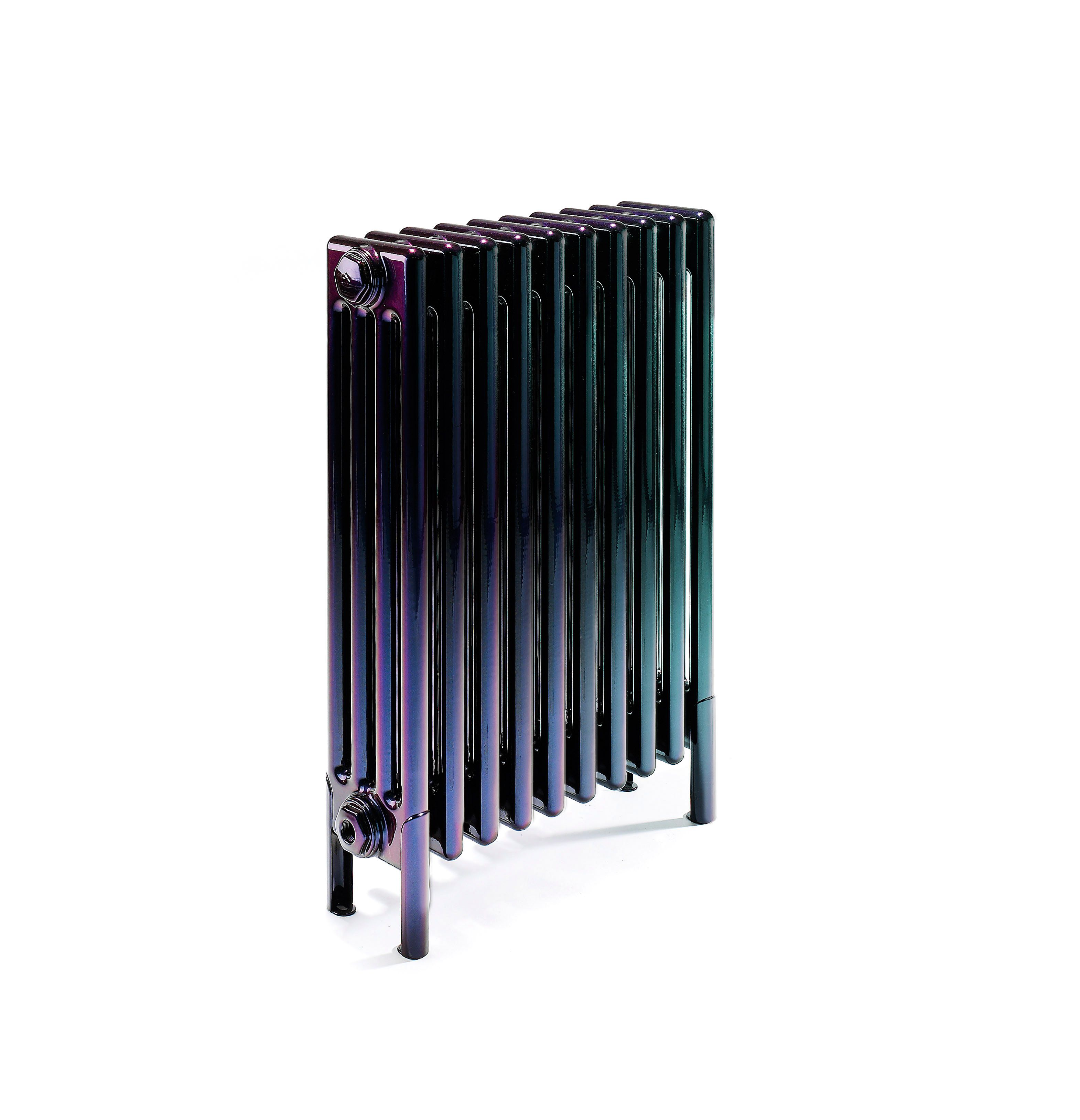 Bisque's disco inspired radiator finish - ideal for creating that boogie wonderland!