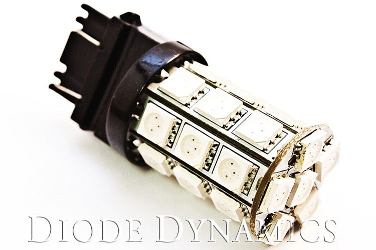 2007-2011 Dodge Nitro Front Turn Signal LEDs (pair) - #diodedynamics