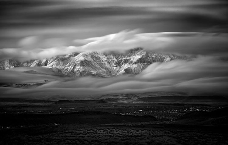 The Monster In The Sky Black And White Landscape Nature Photography Landscape Photography
