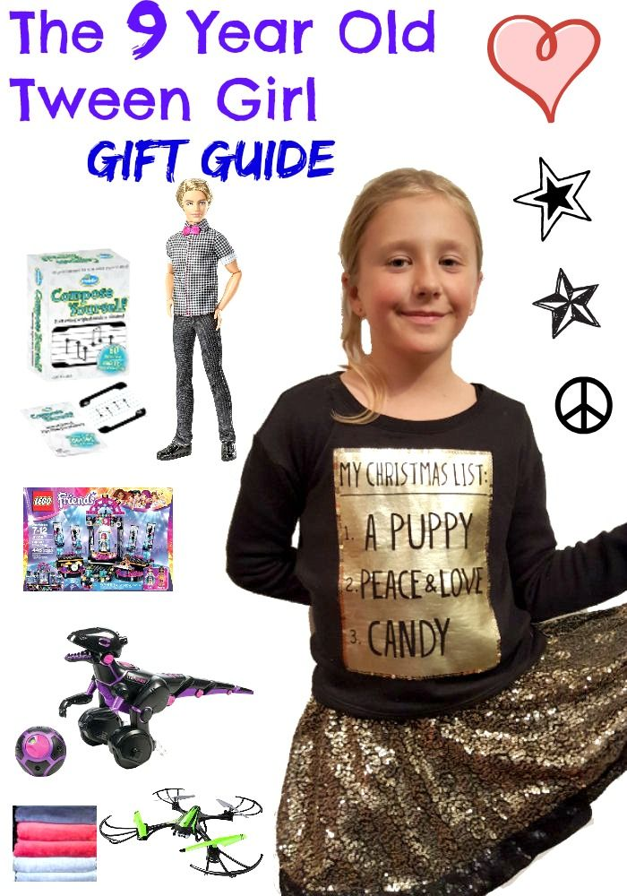 Gifts Your 9 Year Old Tween Girl Will Love-7566