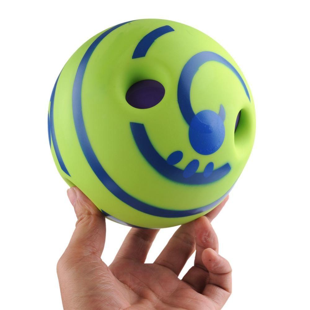 Wobble Wag Giggle Ball Dog Toys Pet Toys Dog Toys Pet Training