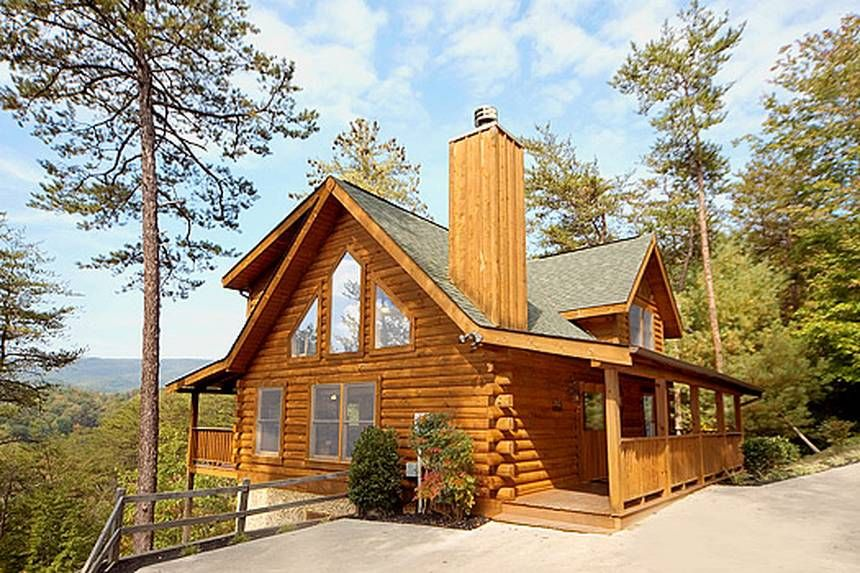 Sunset Mountain 2 Bedroom Pigeon Forge Cabin Rental Pigeon Forge Cabin Rentals Cabin Rentals Cabins And Cottages