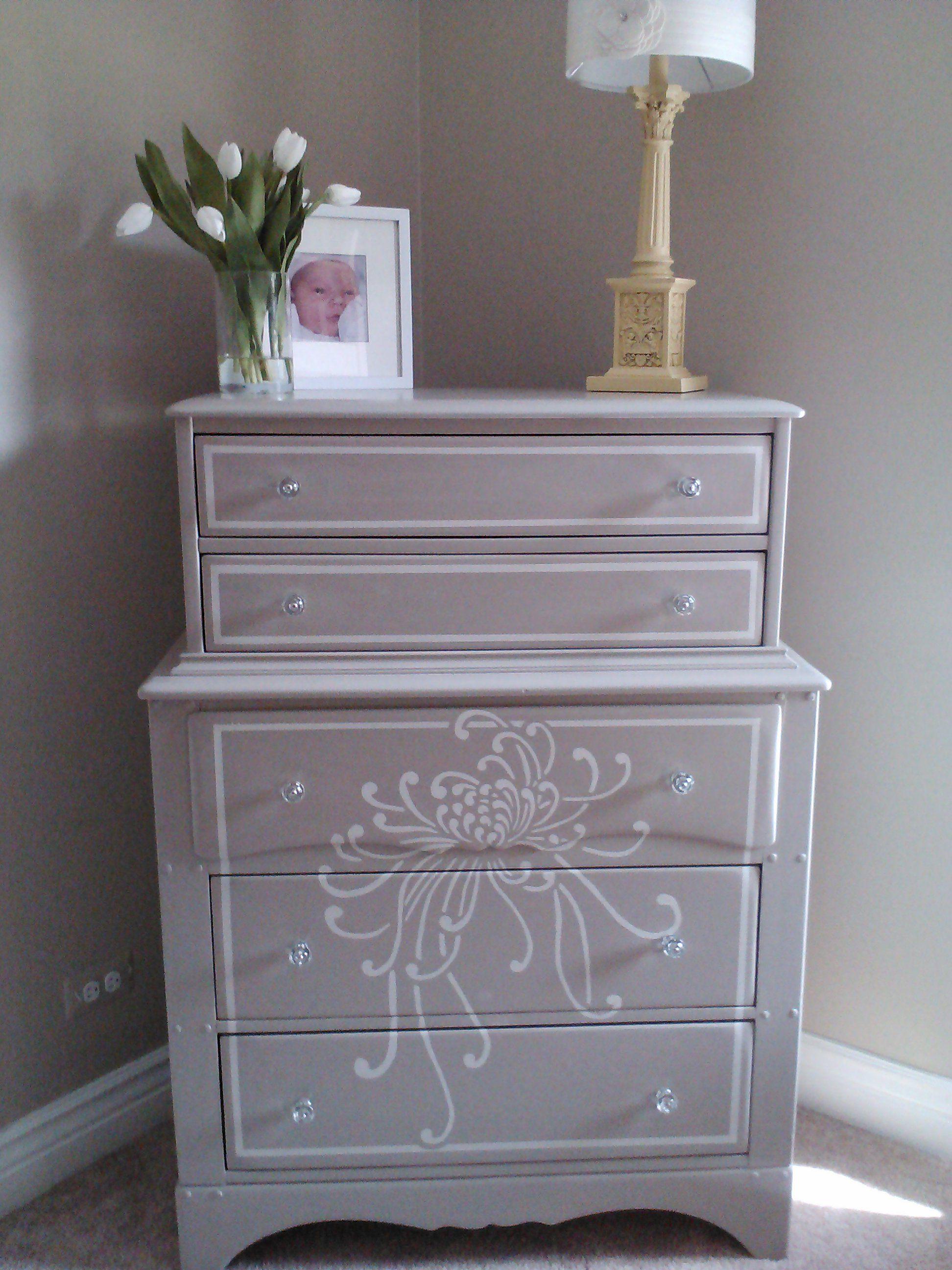 Weathered Vintage Teal Gray Dresser Dresser Design Bedroom Dressers Cool Rooms [ 2703 x 4055 Pixel ]