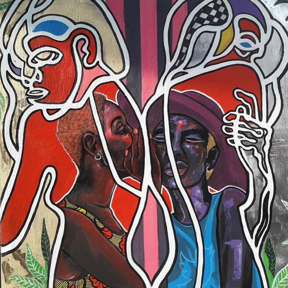 🎨 #Dopeblackart by @johnmadu_art  #photography #art #blackart #artoftheday#artfeature #artdaily #igart#digitaldrawing #realisticdrawing #pencildrawing #artspotlight #igartist #drawing #coolart #dopeart #blackartwork #artgallery #supportblackart #blackartist #coolartwork #artfido#artlife #artwork #dopeblackartist #dopeblackart #Artistatwork #dopeartistatwork