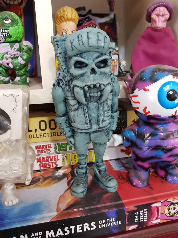 KREEPSKULL Bootleg toys, Vinyl toys, Art toy