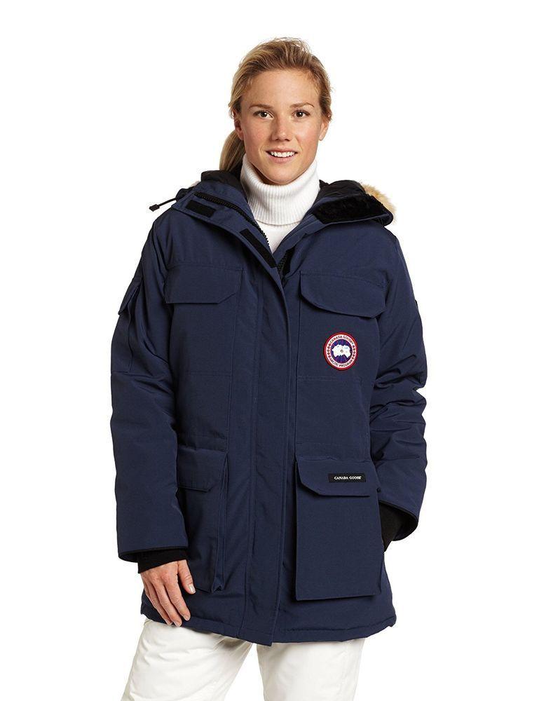 canada goose lodge jacket spirit blue