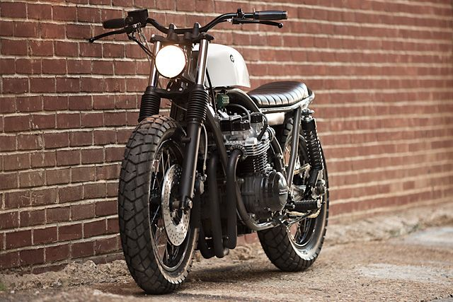 79 Kawasaki KZ650 - Alex Veaone | Scrambler, Cars and Custom bikes