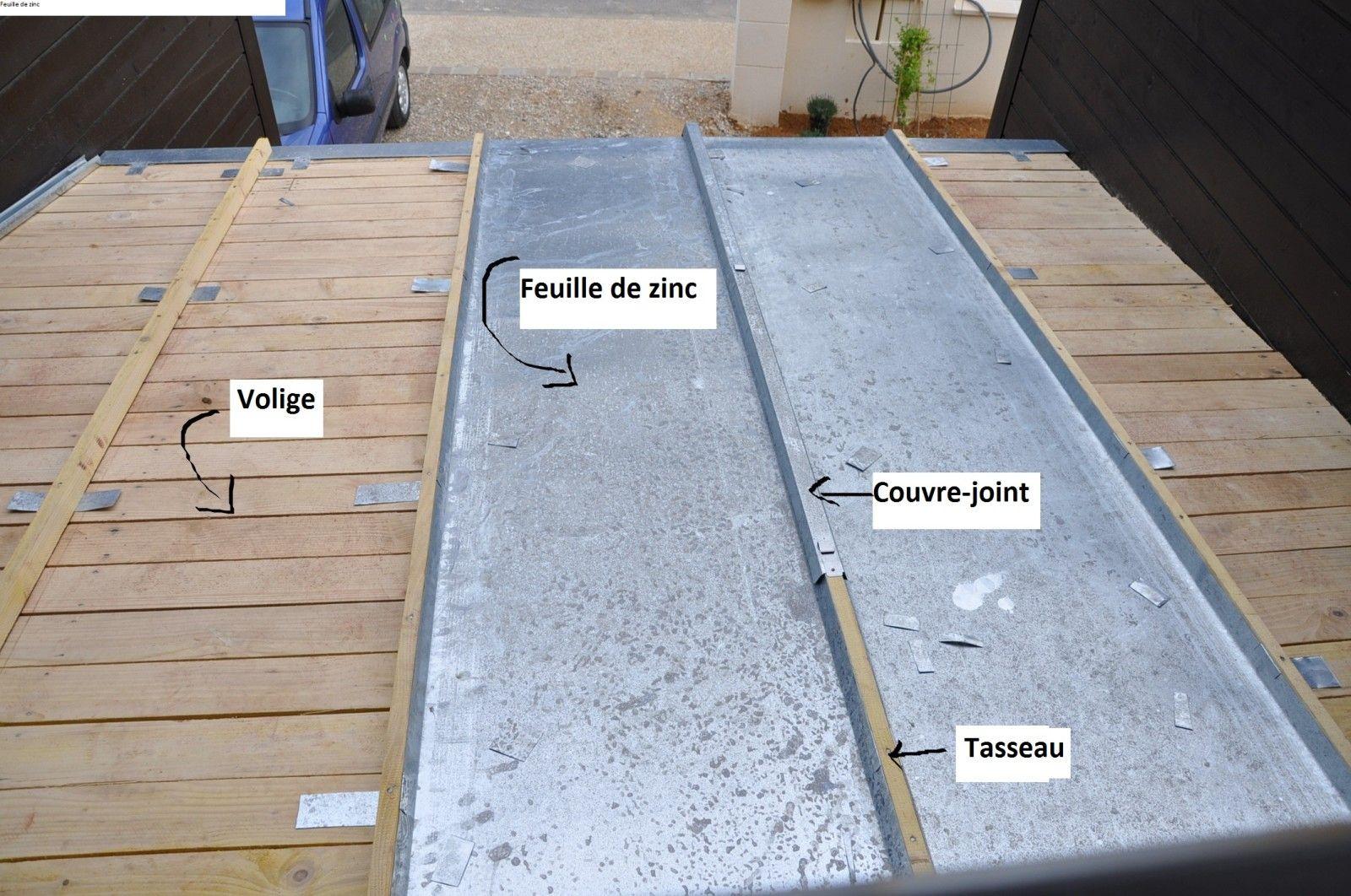 Toiture zinc | Toiture, Construction maison bois, Zinc toiture