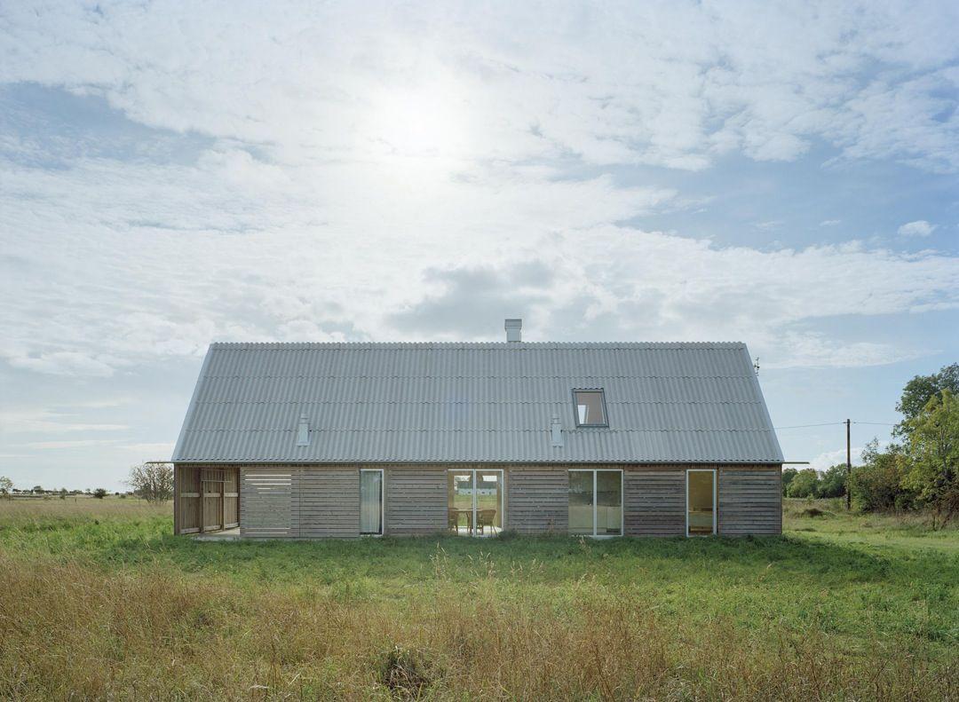 Sommarhus by LLP Architects | Häuschen