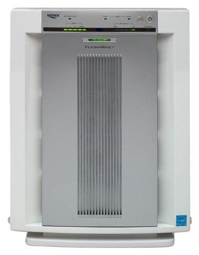 Winix Wac5500 True Hepa Air Cleaner With Plasmawave Technology By Winix 199 00 Odor Control With Images Air Purifier Reviews Hepa Filter Air Purifier Hepa Air Purifier