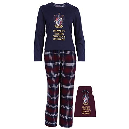 b035266aac3e9 Harry Potter - Ensemble De Pyjamas - Quidditch - Homme - Noir - X-Large | Harry  Potter Pyjama en 2019 | Harry potter pyjamas, Harry Potter et Pajamas