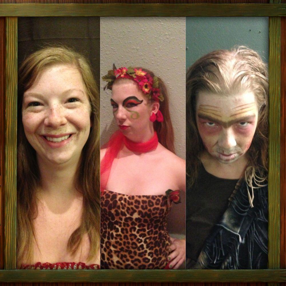 NewBridge Theatre Company member Emily Lodsun Whimsical