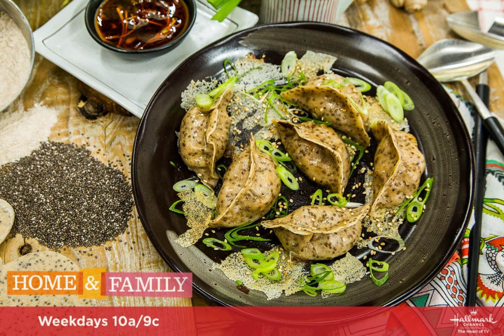 Chinese dumplings recipe chinese dumplings hallmark channel and chinese dumplings forumfinder Images