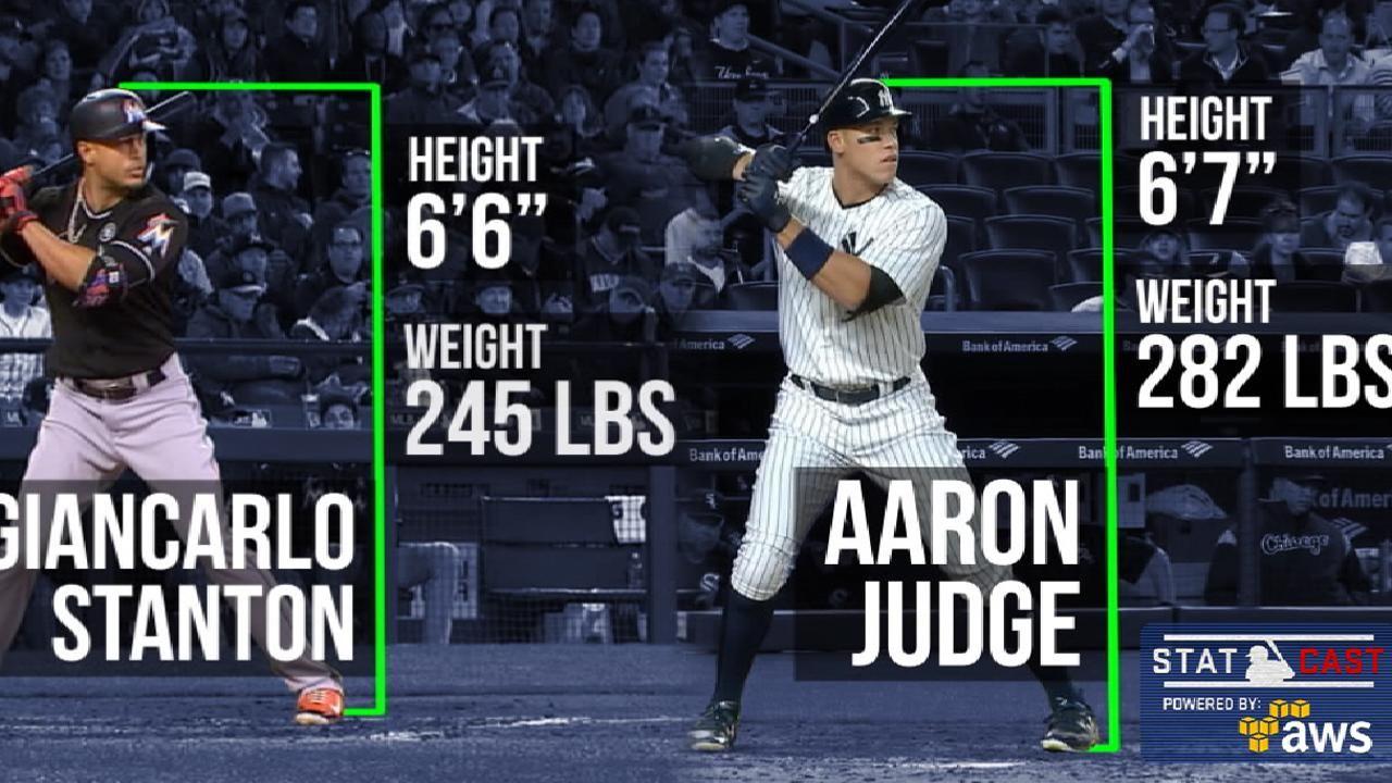 Giancarlo Stanton To Meet Aaron Judge In Derby Mlb Com Stanton Giancarlo Stanton Baseball Injuries