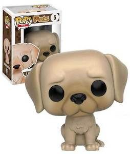 Funko Pop Pets 05 Labrador Retriever New Mint Funkopop Pets