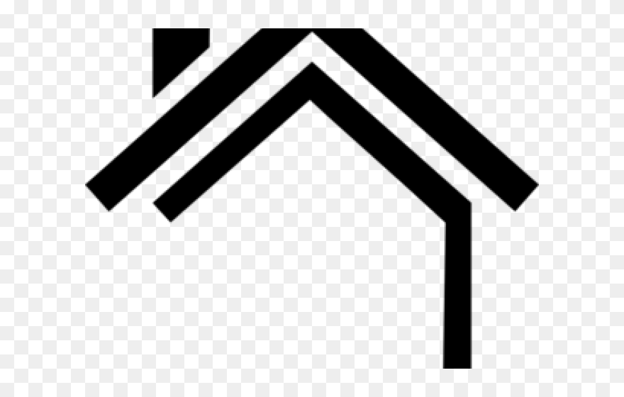 Download Hd Free House Clipart House Roof Vector Png Transparent Png And Use The Free Clipart For Your Creative Project House Clipart House Roof Clip Art