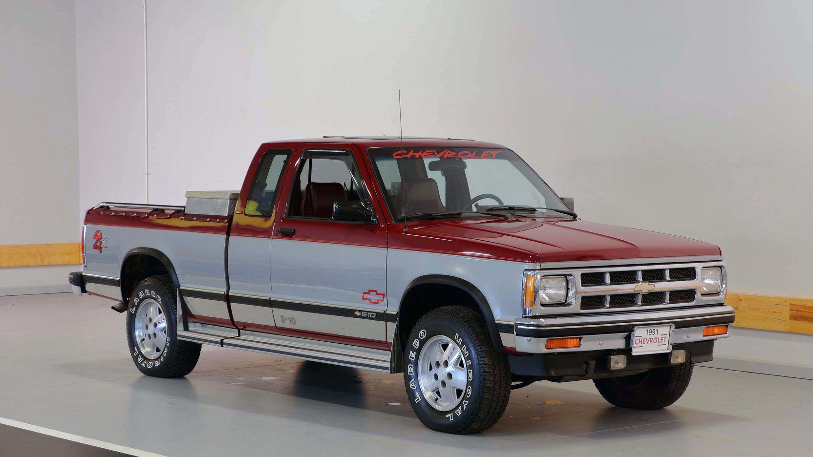 1991 Chevrolet S10 Pickup S10 Pickup Chevy S10 S10 Truck