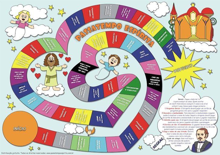 Passatempo Espirita Jogos Jogos Infantis Para Criancas Evangelizacao Infantil Atividades Biblicas Infantil