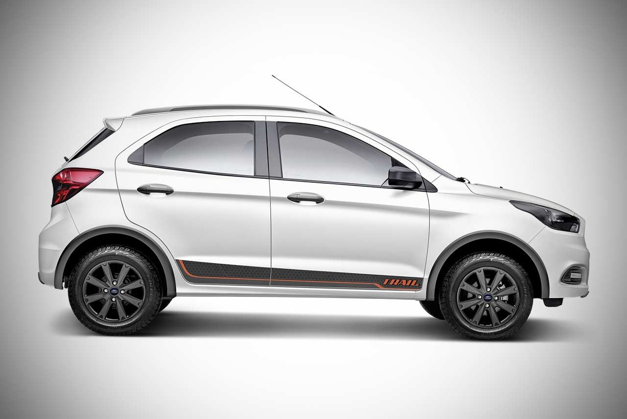 10 Things Known About The 2018 Ford Figo Cross Figo Freestyle