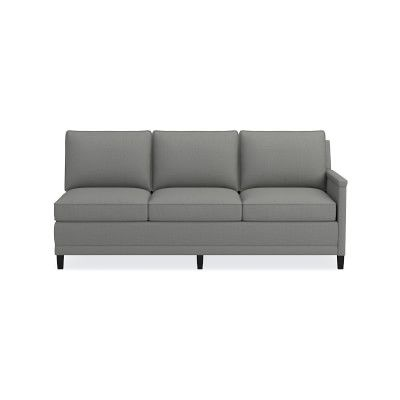 Addison Customizable Sectional Products Ebony Legs Sofa Outdoor Sofa