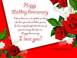 Wedding Anniversary Nice Great Thoughtful Kind Sweet Caring Cute Weddin Wedding Anniversary Wishes Wedding Anniversary Message Happy Anniversary Wishes