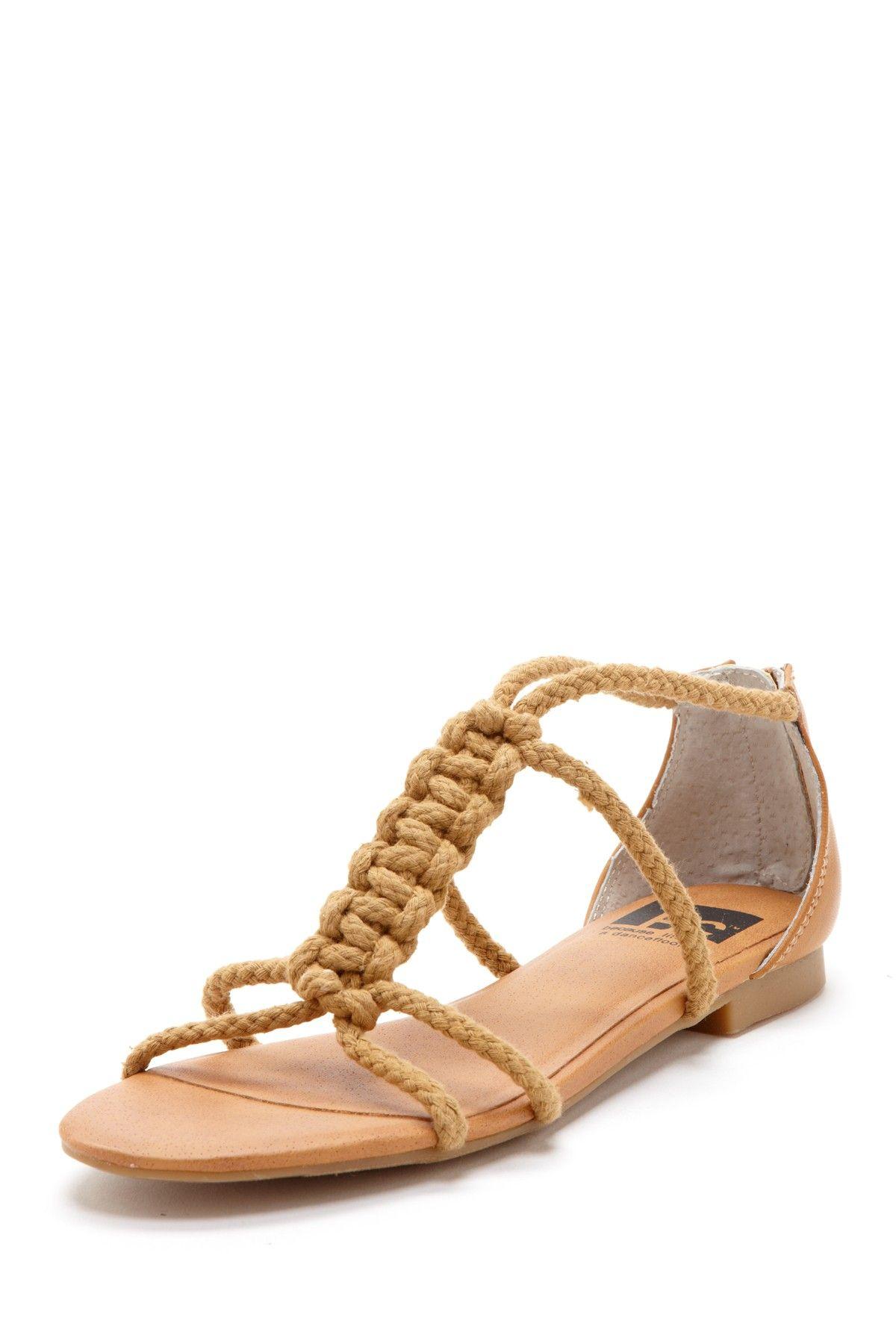 bbdf7794083 BC Footwear Scatterbrain Woven Sandal