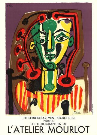 Pablo Picasso, Wall Art and Home Décor at Art.com | Pablo Picasso ...