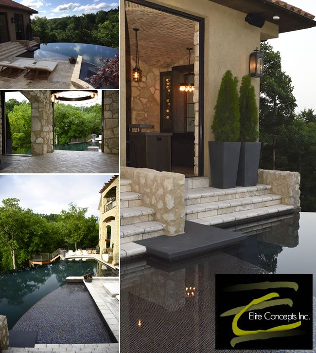 Captivating Outdoor Living from Elite Concepts Inc. http ... on Elite Pools And Outdoor Living id=17473