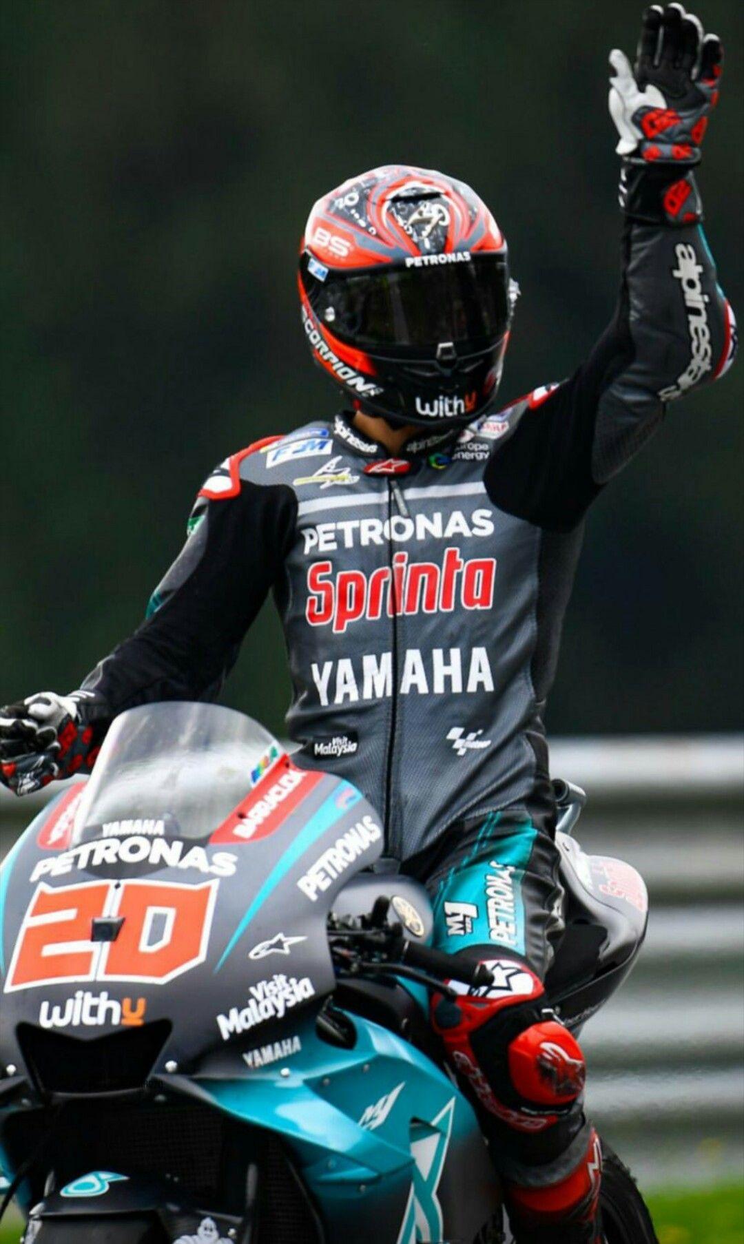 Fabio Quartararo Olahraga Pembalap Motor Jalanan