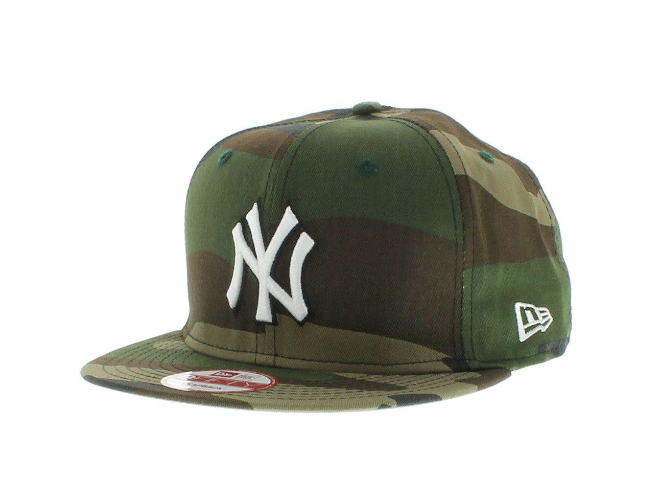... shopping 3 new york yankees mlb camo and white custom snapback 950  9fifty new era cap 8a8183cf9335