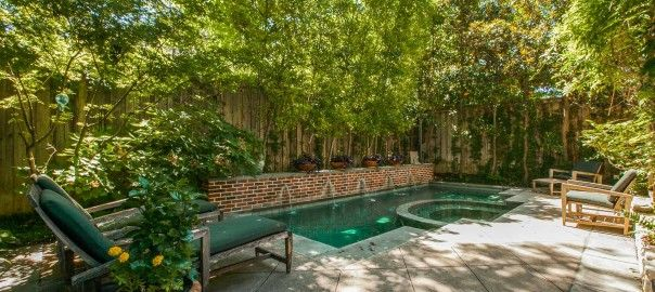 822 Stewart Drive Dallas 75208, Jennifer Stolarski, Briggs Freeman Sotheby's luxury homes for sale in Kessler Park-backyard oasis pool