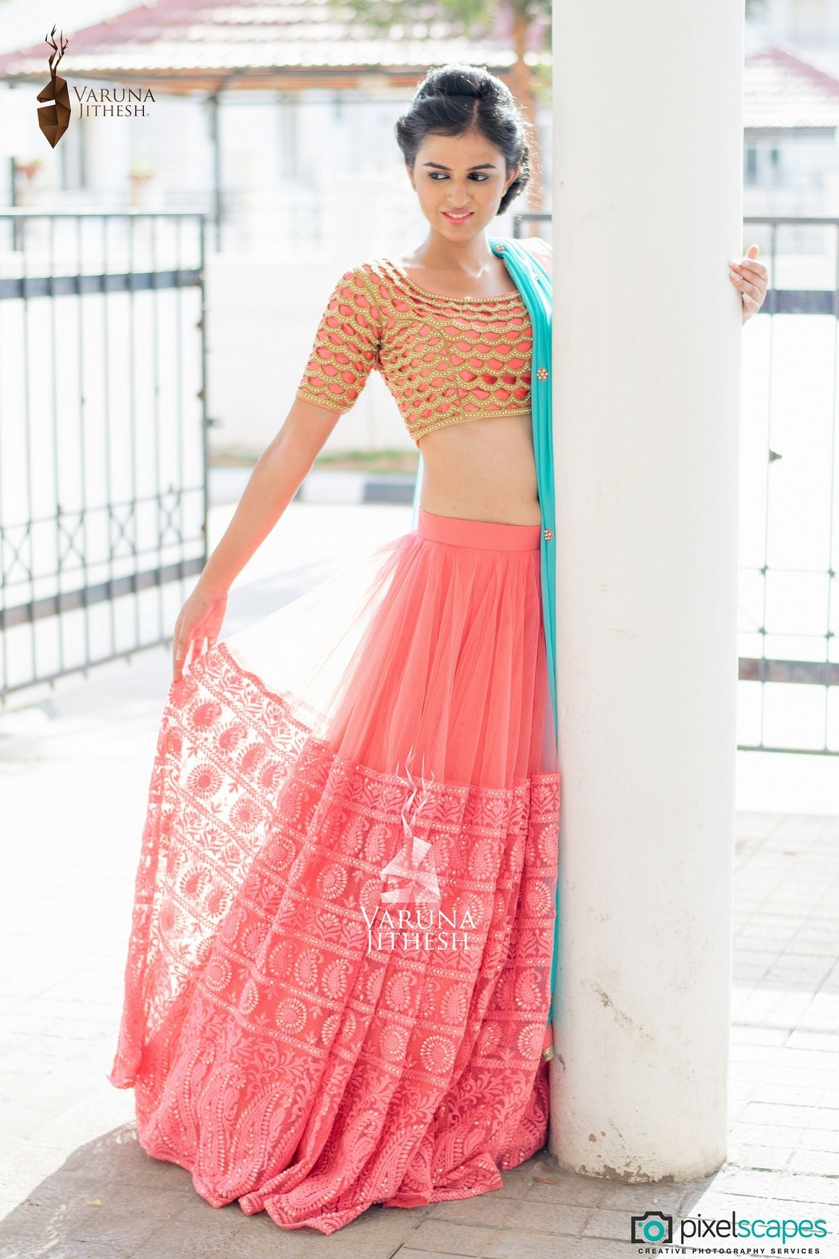 f70ff285ec8  Gorgeous Summer  Lehenga Choli  3. Best site to plan a modern Indian  wedding ...