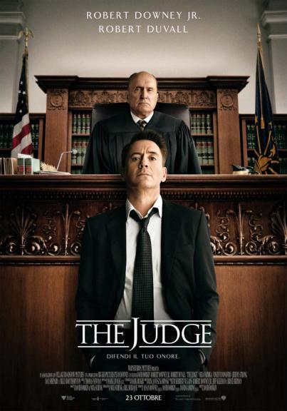 The Judge con Robert Downey Jr., Robert Duvall dal 23