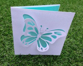 3d Butterfly Card SVG & JPEG Cutting File