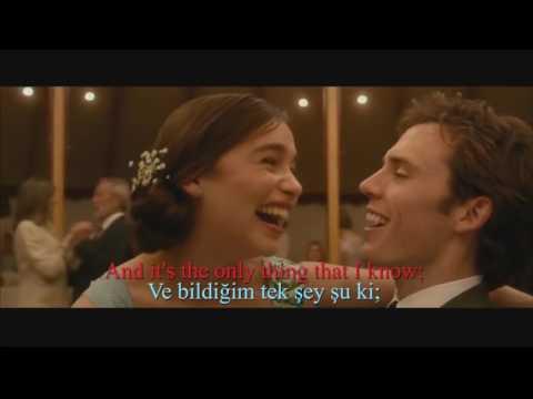 Senden Once Ben Film Muzigi Ve Sozleri Ed Sheeran Photograph Lyrics Youtube Ed Sheeran Film Youtube